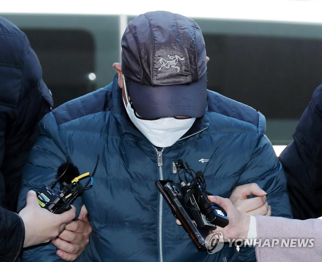 인천 '스쿨존 초등생 사망' 화물차 기사 검찰 송치(종합)