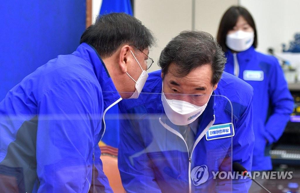 與, 오세훈 '극우정치인' 프레임 걸기…내부엔 총동원령