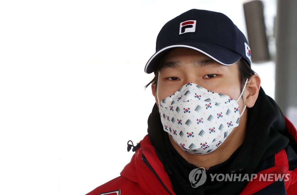 업그레이드, 성공적!…베이징 정조준하는 '아이언맨' 윤성빈