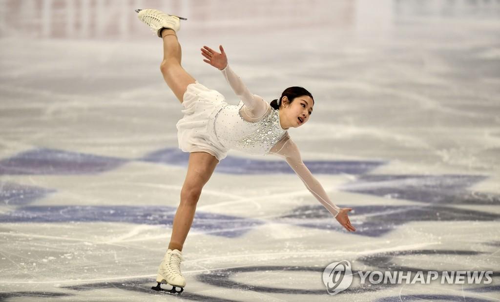 피겨 이해인, 코로나·성장통 이겨내고 톱10…한국 최연소 기록