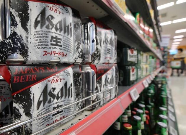 11일 관세청 등에 따르면 올해 1월 일본 맥주 수입량은 지난해 같은 기간보다 670.3% 증가한 1072t으로 집계됐다. 월간 수입량이 지난해 9월부터 5개월 연속 증가한 것이다. 사진=연합뉴스
