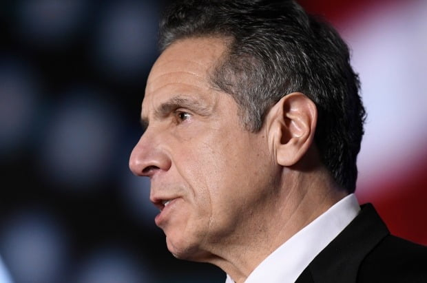 앤드루 쿠오모 미국 뉴욕 주지사가 최근 잇달아 제기된 성희롱 의혹에 대해 공식으로 사과했다. /사진=AP