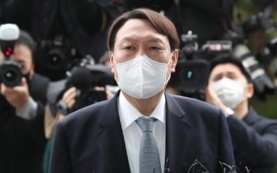 """윤석열 사퇴 두고 野 맹공…""""文 레임덕 온 것"""""""