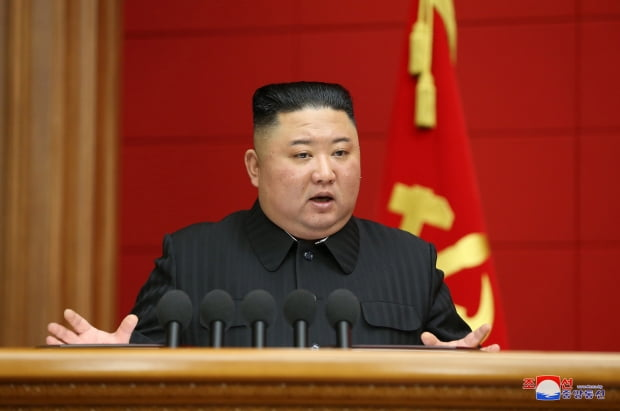 김정은 북한 국무위원장/사진=연합뉴스