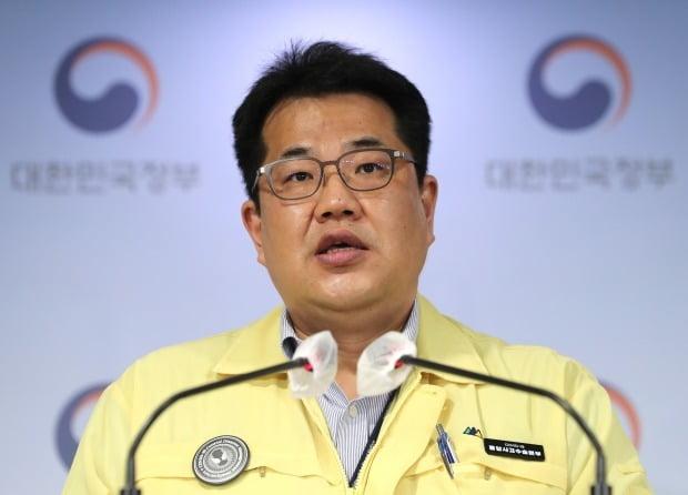 손영래 중앙사고수습본부 전략기획반장(보건복지부 대변인)/ 사진=연합뉴스