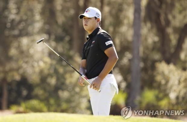 Players Championship 3R 11 위 김시우 최근 몇 년간 최고의 경기