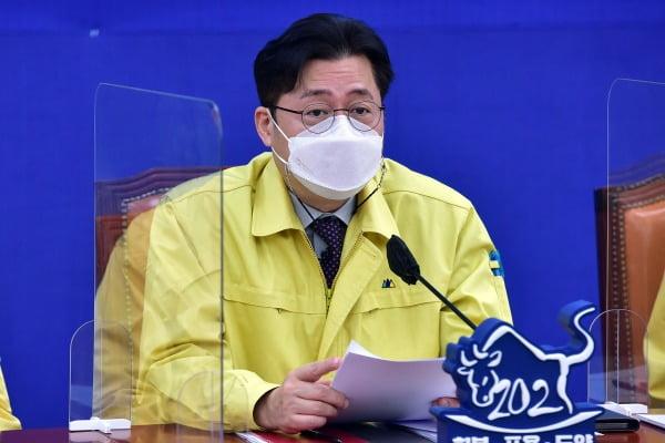 홍익표 더불어민주당 정책위의장/사진=뉴스1