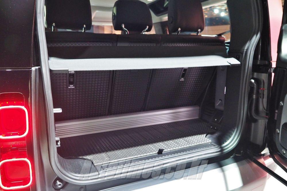 [포토]본질에 충실한 SUV, 랜드로버 디펜더 90