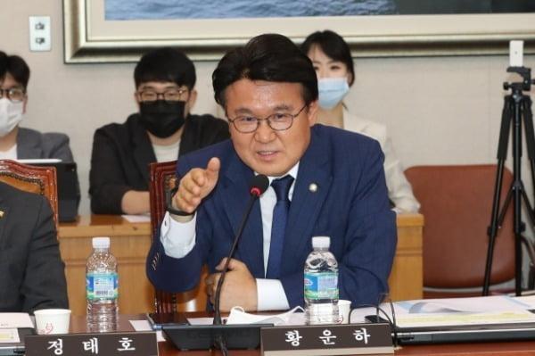 황운하 더불어민주당 의원. /사진=연합뉴스