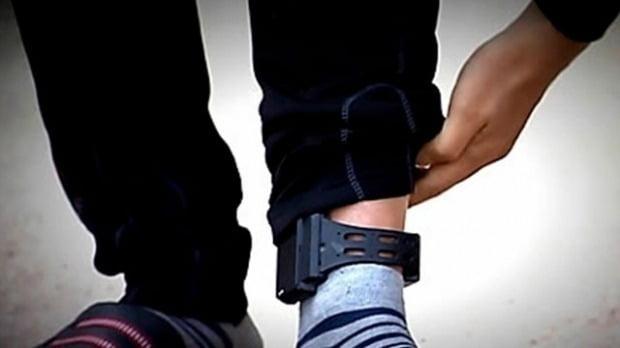 상습적으로 전자발찌를 충전하지 않아 꺼지게 한 남성이 경찰에 구속됐다. /사진=연합뉴스