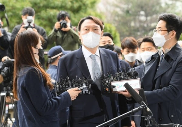 윤석열 전 검찰총장. 사진=강은구기자 egkang@hankyung.com