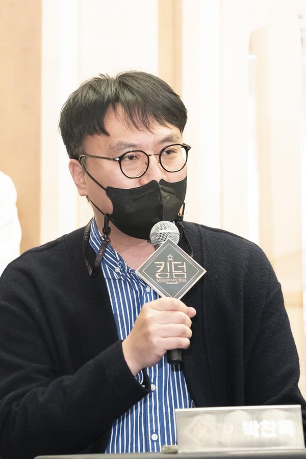 '킹덤' 박찬욱 CP /사진=Mnet 제공