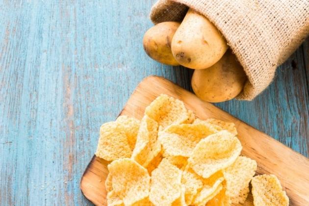 1mm 벽도 깨졌다…111년 역사의 감자칩 '두께 전쟁'