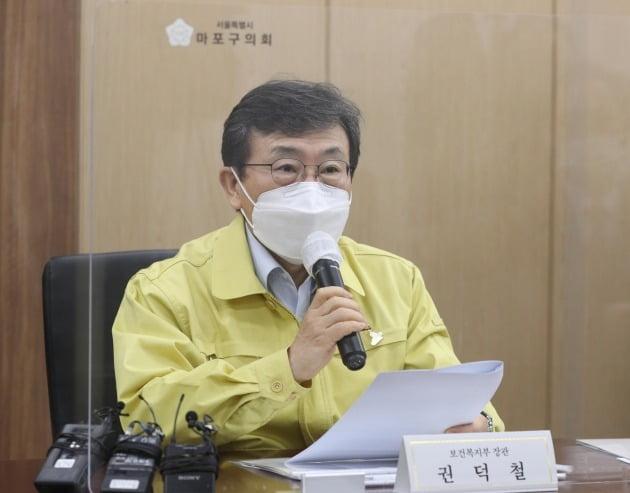권덕철 보건복지부 장관 [사진=연합뉴스]