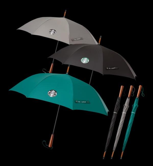 이마트가 증정하는 한정판 스타벅스 우산. 이마트 제공