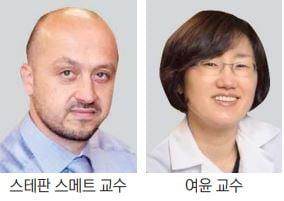 스테판 스메트·여윤 교수 '삼양CRS상'