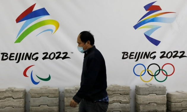 """베이징 동계올림픽 보이콧? 美, """"동맹과 논의하고 싶은 것"""""""