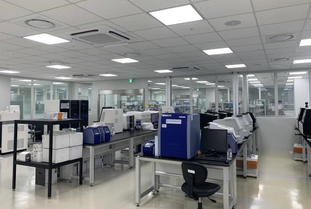 GC녹십자지놈, 검사 시설 확장 및 데이터센터 구축