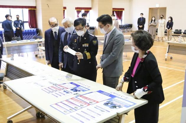 서울 강동경찰서, 보이스피싱 예방 홍보로 피해액 73% 줄어
