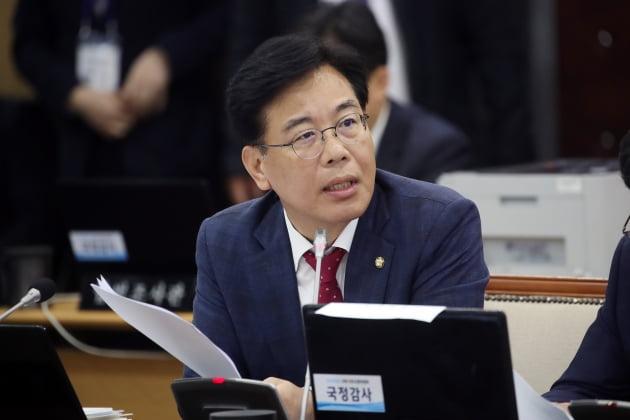 송언석 의원이 4·7 재보궐선거 개표상황실에서의 불미스러운 일에 대해 직접 사과했다. /사진=송언석 의원실