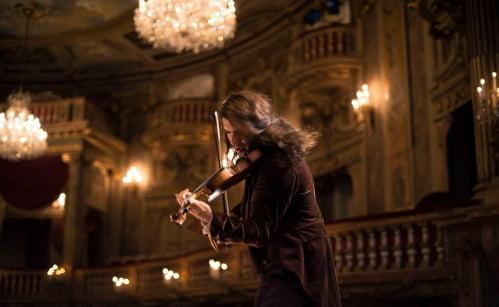 파가니니의 삶을 다룬 영화 '파가니니: 악마의 바이올리니스트'(2013).