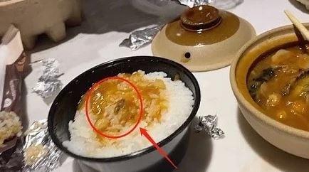중국 배달음식. 사진=바이두와 웨이보 캡처