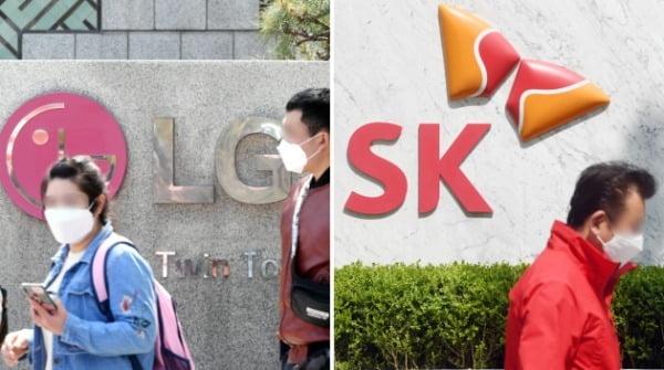 "SK-LG 합의에 2차전지주 급충전…""K-배터리 전체에 호재"""