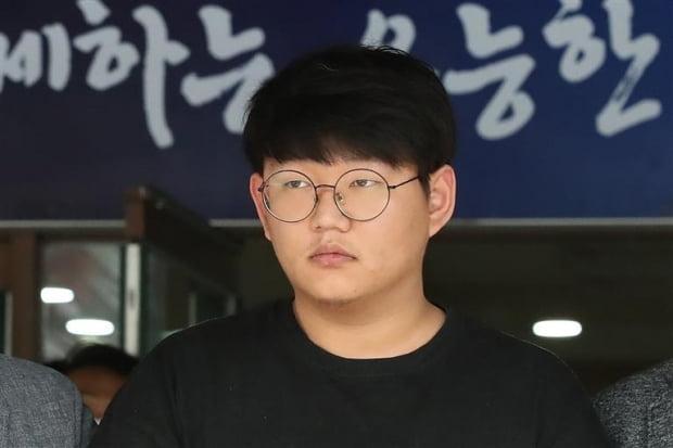성 착취 동영상 공유 텔레그램 대화방 'n번방'을 최초 개설해 운영한 '갓갓' 문형욱. 사진=뉴스1