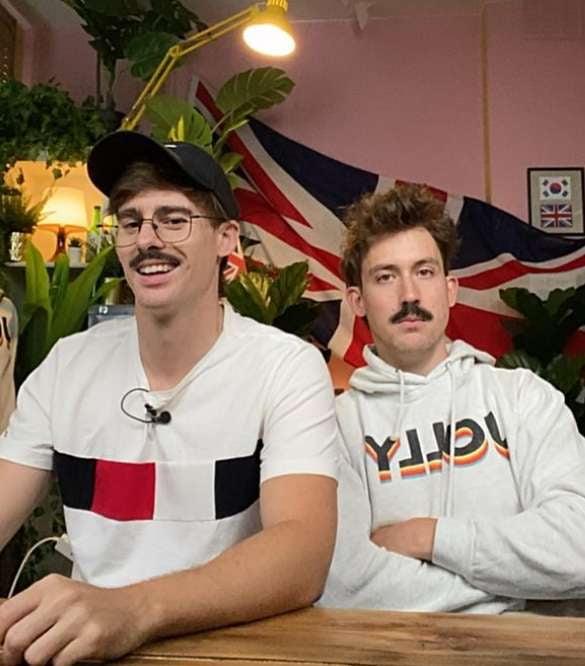 영국남자 조쉬, 올리/사진=올리 인스타그램