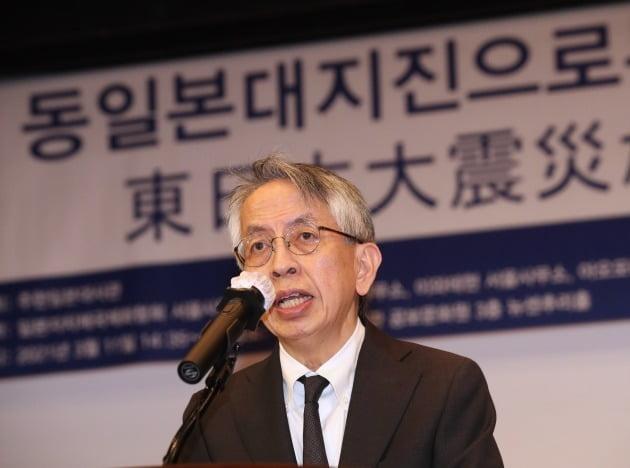 아이보시 고이치 주한일본대사 [사진=연합뉴스]