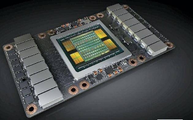 엔비디아가 개발한 GPU