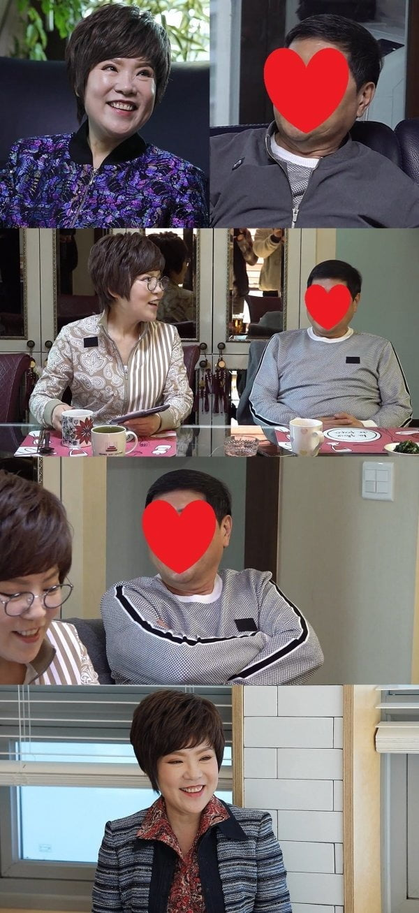 김연자 예비신랑 공개 / 사진 = MBC 제공
