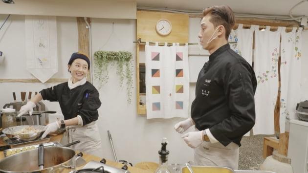 tvN '윤스테이' 스틸/사진=CJ ENM