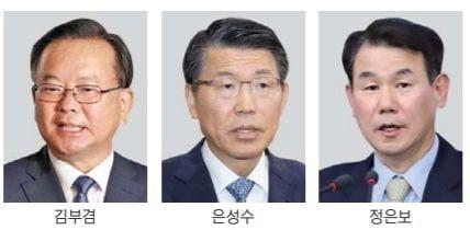 16일 5~6개 부처 개각, 靑 참모진도 개편…후임 총리 김부겸 유력