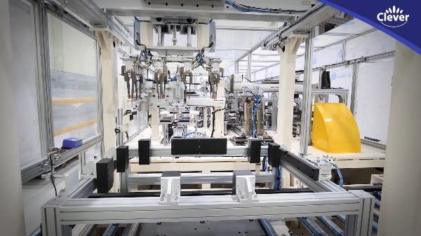 클레버 '파우치형 리튬이온전지 폴딩기'/사진제공=클레버