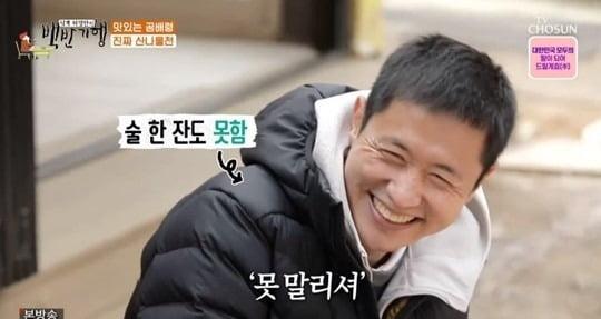 '백반기행' 이영표 / 사진 = '백반기행' 방송 캡쳐