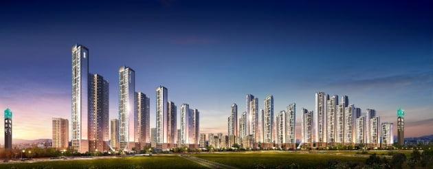 포스코건설, 경기 일산서 4000가구 규모 주거형 오피스텔·아파트 건설사업 수주