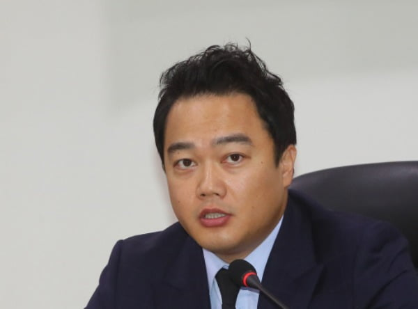 화성시의원인 구혁모 국민의당 최고위원 /사진=연합뉴스