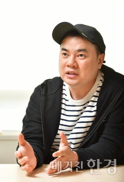 김대일 패스트파이브 대표. 사진=이승재 기자