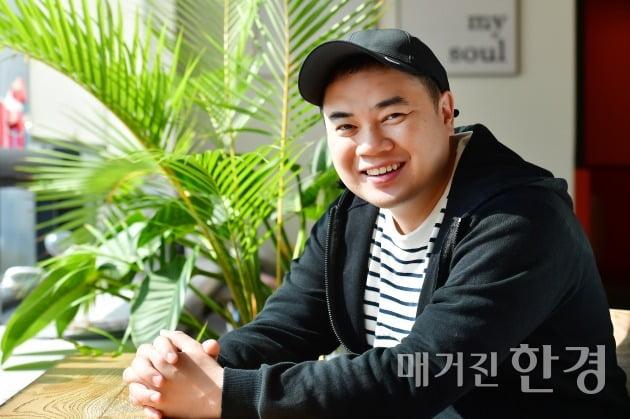 4월 15일 서울 강남구 테헤란로 패스트파이브 삼성1호점에서 김대일 패스트파이브 대표를 만났다. 사진=이승재 기자