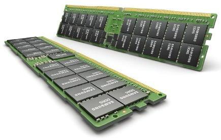 세계 최초 초고속, 초대용량 DDR5 512GB/사진제공=삼성전자