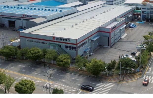 축구장 10개 넓이 클린·드라이룸 짓는 원방테크