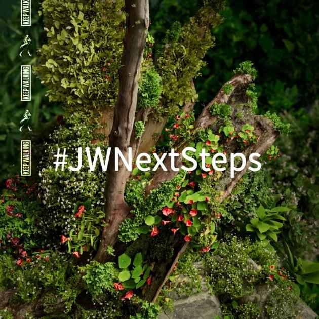 스카치 위스키 브랜드 조니워커는 '지속 가능성'을 위한 글로벌 프로젝트 '조니워커 넥스트스텝'을 출범했다고 22일 밝혔다. 사진=디아지오코리아