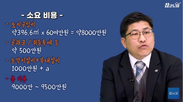 """""""꿈의 전원주택, 5000만원에 마련했습니다"""" [집코노미TV]"""