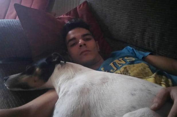 어머니를 살해하고 인육을 먹은 아들 알베르토 산체스 고메스/사진=알베르토 산체스 고메스 페이스북