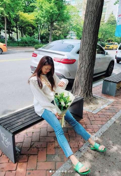 /사진=이시영 인스타그램 캡처