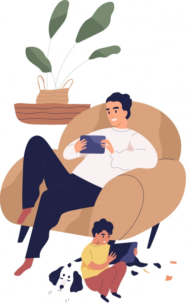 꽉 막힌 가족 소통, '긍정탐구'로 시작하라