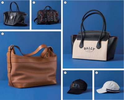 [NEW THINGS] BAG&HAT I, II