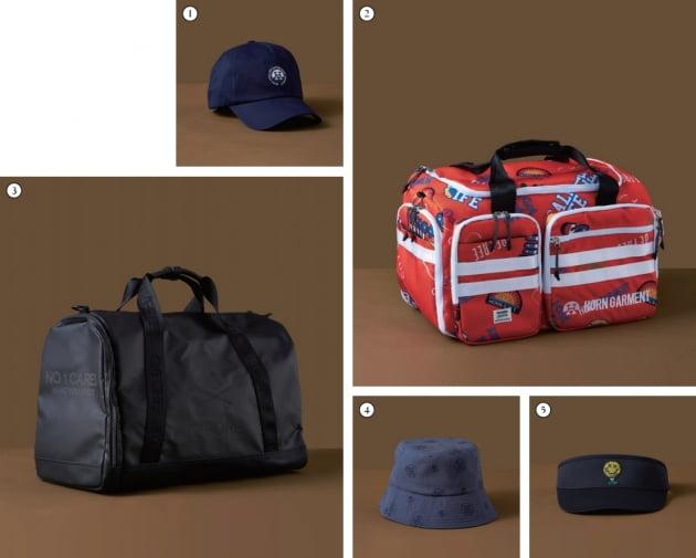 [NEW THINGS] BAG&HAT I, II