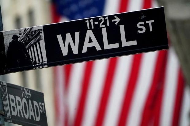 뉴욕 주식 시장 다우 SP 최고 마감일의 긍정적 인 경제 지표에 환호